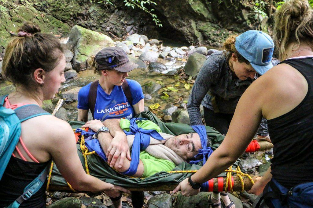 Wilderness First Responder Course in Costa Rica