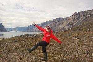 Dancing in Nunavut