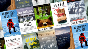 Best Outdoor Adventure Books