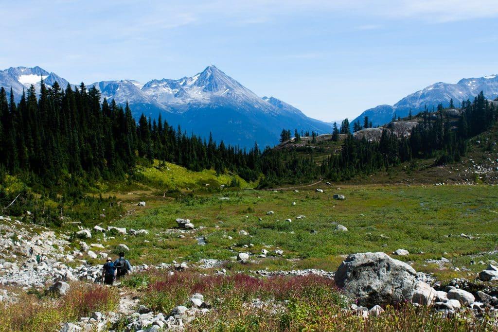 Hiking near Whistler to Iceberg Lake, What to Wear on Hikes