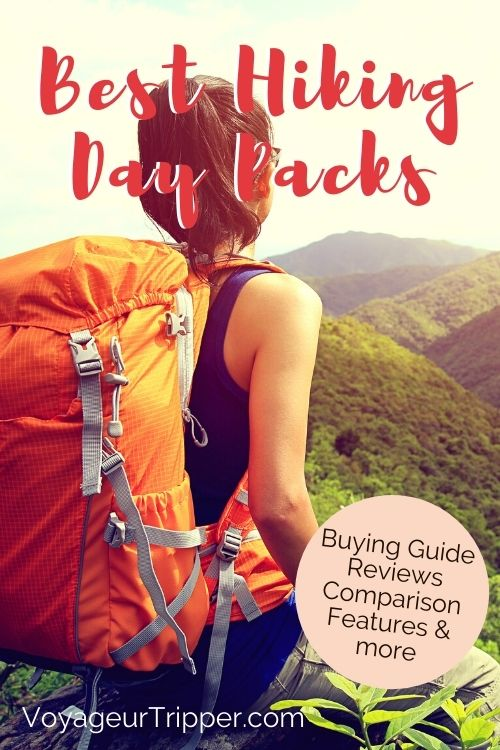 Best Day Packs for Hiking Pin