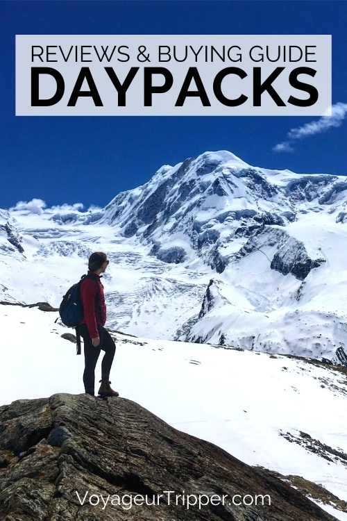 Best Daypacks for Hiking - PIN