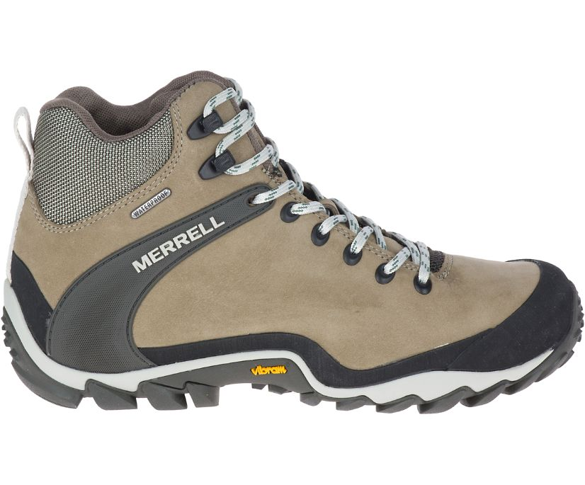 Merrell Chameleon Mid Waterproof Hiking Boots